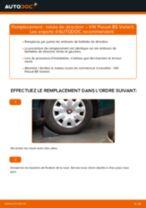Comment changer : rotule de rirection sur VW Passat B5 Variant essence - Guide de remplacement