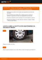 Cómo cambiar: rótula de dirección - VW Passat B5 Variant gasolina | Guía de sustitución