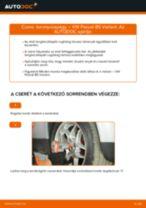 A Fékdob cseréjének barkácsolási útmutatója a RENAULT SCÉNIC-on 2020