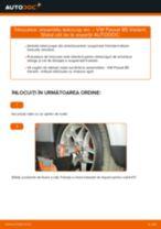 Cum să schimbați: ansamblu telescop arc din față la VW Passat B5 Variant benzina | Ghid de înlocuire