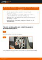 Wie VW Passat B5 Variant Benzin Domlager vorne wechseln - Schritt für Schritt Anleitung