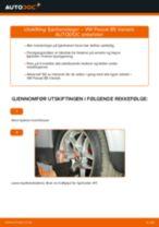 Bytte Opphengingsfjær bak og foran DODGE gjør-det-selv - manualer pdf på nett