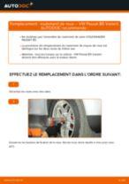 Comment changer : roulement de roue avant sur VW Passat B5 Variant essence - Guide de remplacement