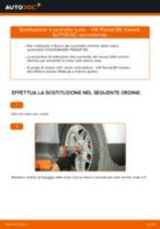 Come cambiare cuscinetto ruota della parte anteriore su VW Passat B5 Variant benzina - Guida alla sostituzione
