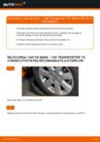 Înlocuirea Set rulment roata la VW TRANSPORTER IV Bus (70XB, 70XC, 7DB, 7DW) - sfaturi și trucuri utile