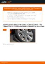 Scopri cosa c'è che non va nel tuo VW TRANSPORTER usando i nostri manuali di officina