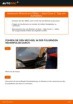Wie Opel Corsa C Benzin Motoröl und Ölfilter wechseln - Schritt für Schritt Anleitung