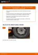 Cum să schimbați: flansa amortizor din față la VW Polo 9N | Ghid de înlocuire