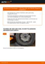 VW POLO (9N_) Motorlager wechseln vorne links Anleitung pdf