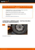 Mekanikerens anbefalinger om bytte av VW VW Polo 5 Sedan 1.4 Fjærer