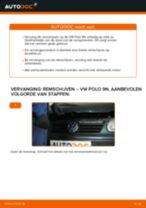 Tips van monteurs voor het wisselen van VW Polo 9n 1.2 12V Veren