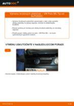 Návod na obsluhu VW POLO - Manuál PDF