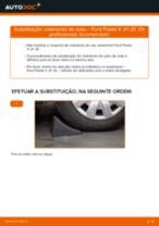 Aprenda a corrigir o problema do Rolamento da Roda dianteira e traseira FORD