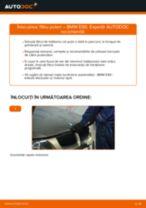 Cum să schimbați: filtru polen la BMW E90 benzina | Ghid de înlocuire