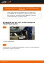 Wie BMW E90 Benzin Luftfilter wechseln - Anleitung