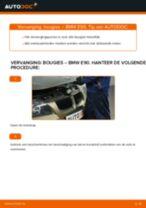 Montage Bougies BMW 3 (E90) - stap-voor-stap handleidingen