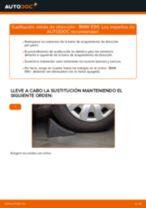 Cómo cambiar: rótula de dirección - BMW E90 gasolina | Guía de sustitución