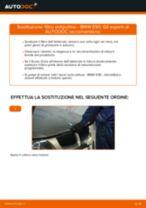 Come cambiare filtro antipolline su BMW E90 benzina - Guida alla sostituzione