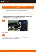 Cambio Candele di accensione istruzioni pdf per BMW 3 SERIES