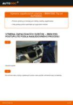 Vymeniť Zapalovacia sviečka BMW 3 SERIES: zadarmo pdf