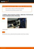 Jak vyměnit zapalovací svíčky na BMW E90 benzín – návod k výměně