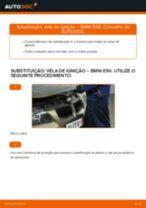 Tutorial de reparo e manutenção BMW X1