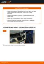 Udskift bremseskiver bag - BMW E90 benzin | Brugeranvisning