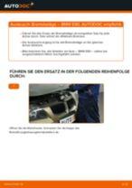 Anleitung: BMW E90 Benzin Bremsbeläge hinten wechseln