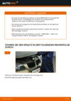 Wie BMW E90 Benzin Bremsscheiben hinten wechseln - Anleitung