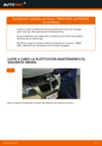 Cambiar Pastillas De Freno BMW 3 SERIES: manual de taller