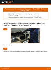 Comment effectuer un remplacement de Bougies d'Allumage sur 320d 2.0 BMW E90