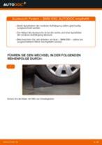 Wie Stoßdämpfer Feder hinten links rechts beim BMW 3 (E90) wechseln - Handbuch online