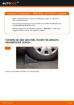 BMW 1600 GT Stoßdämpfer vorderachse und hinterachse tauschen: Handbuch pdf
