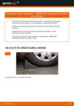 Cum să schimbați: flansa amortizor din față la BMW E90 benzina | Ghid de înlocuire