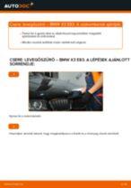 Autószerelői ajánlások - BMW BMW X3 E83 3.0 d Lengőkar csere