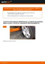 Manual de taller para BMW X3 Van (G01) en línea