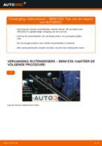 Tutorial PDF over reparatie van 5-serie