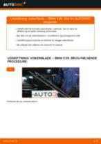 Automekaniker anbefalinger for udskiftning af BMW BMW E60 525d 2.5 Pollenfilter