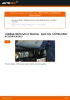 Jak vyměnit přední brzdový třmen na BMW E39 – návod k výměně
