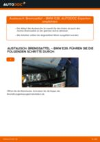 DIY-Leitfaden zum Wechsel von Bremssattel beim BMW 1600 GT 1968