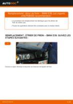 Tutoriel PDF étape par étape sur le changement de Barre Stabilisatrice sur Skoda Octavia 1z3