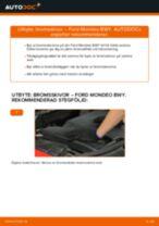 DIY-manual för byte av Stötdämpare i MERCEDES-BENZ MARCO POLO 2020