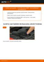 Ford Mondeo Mk4 korjaus- ja huolto-opas