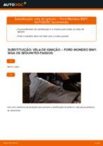 Mudar Braço De Suspensão traseiro e dianteiro CITROËN NEMO: guia pdf