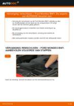 Zelf het Stuurkogel van de Mazda 2 DE vervangen