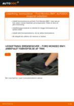 Udskift bremseskiver for - Ford Mondeo BWY | Brugeranvisning