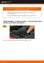 Comment changer et régler Filtre à Carburant FORD MONDEO : tutoriel pdf