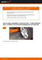 Tutorialul etapizat în format PDF pentru înlocuirea Proiectoare Ceata la Opel Astra h l48