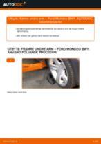 Manuell PDF för VW BUBBLA 1998 underhåll