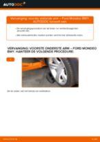 Suzuki Baleno Sedan reparatie en onderhoud gedetailleerde instructies